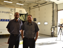 Both technicians Brian Murphy and John Trexler are certified by ASE as Master Automobile...
