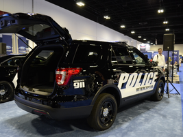Standard features on the 2017 Ford Police InterceptorUtility include a fleet ignition key,...