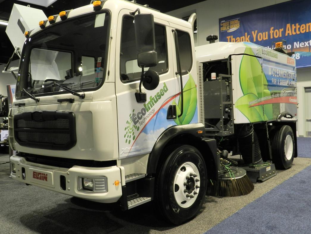 2012 APWA Public Works Congress & Expo - Equipment