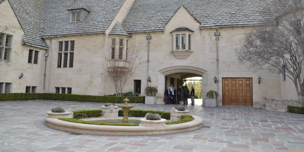 Greystone Mansion.