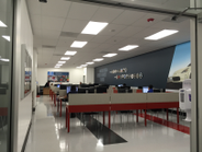 The Learning Resource Center allows students to use the school's computers any time the school...