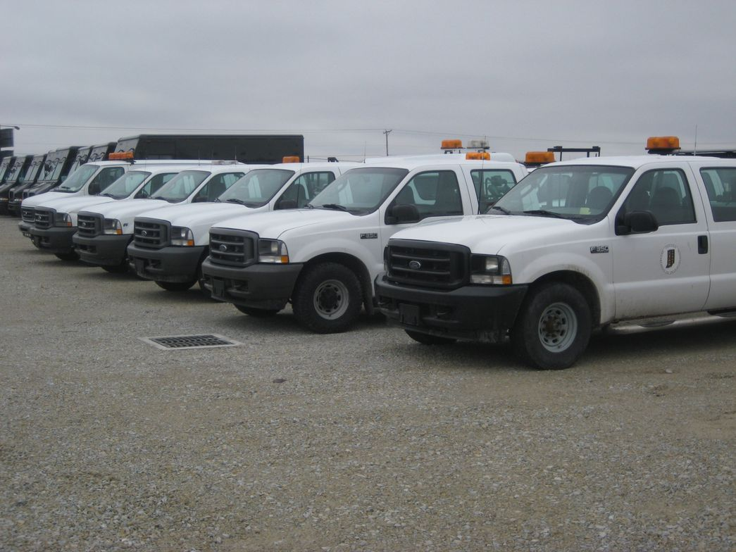 INDOT plans to convert nearly 600 vehicles out of its fleet of 3,500, to run on propane.