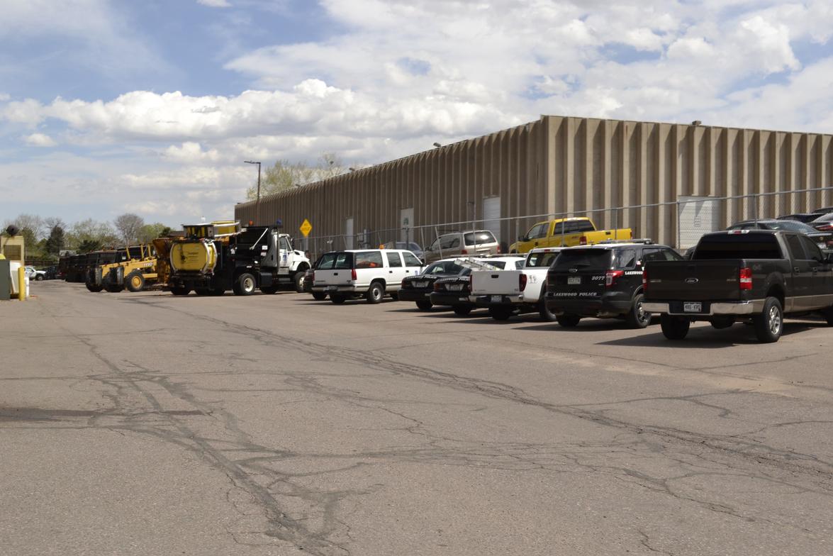 Fleet staff maintain 600 City of Lakewood vehicles at its maintenance facility.