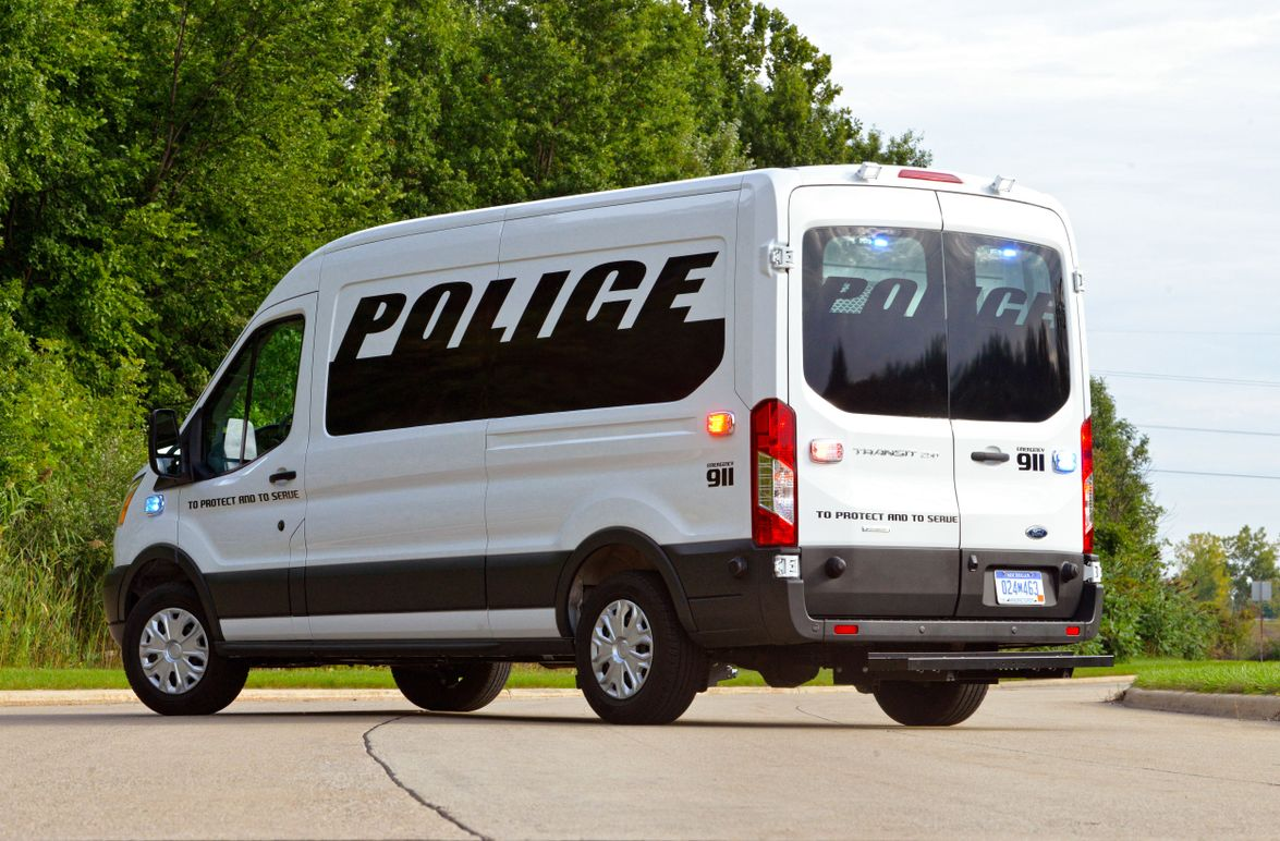 The Transit is available in two wheelbases and three roof heights. Ford offers three...