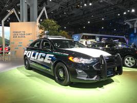 Ford revealed the Police Responder Hybrid Sedan concept vehicle in April 2017. Read the full...