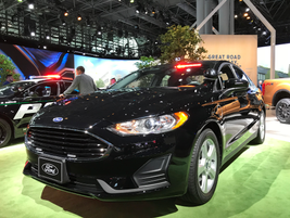 The Special Service Plug-In Hybrid Sedan is designed for police and fire chiefs, detectives, and...