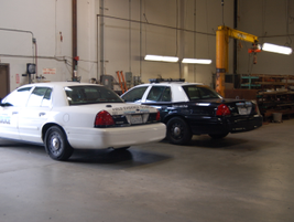 The Oceanside police is transitioning its police fleet from Ford Crown Victoria sedans to the...
