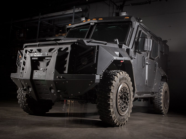 The Armored Group Ballistic Armored Technical Transport (BATT-APX) is a fully modular armored...