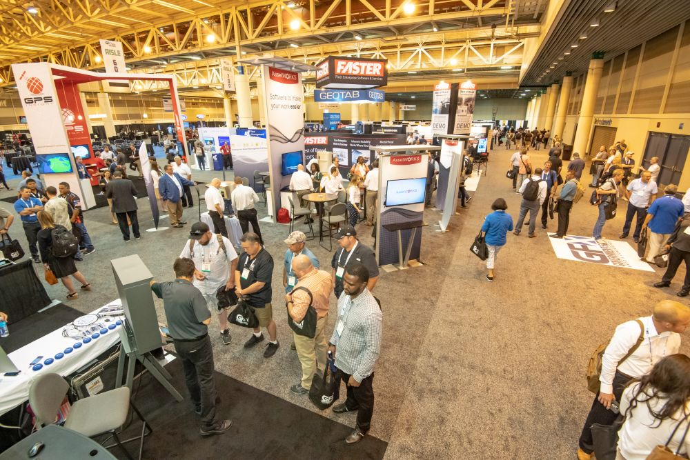 The GFX exhibit hall featured a wide variety of vendors, from OEMs to tech companies to parts...