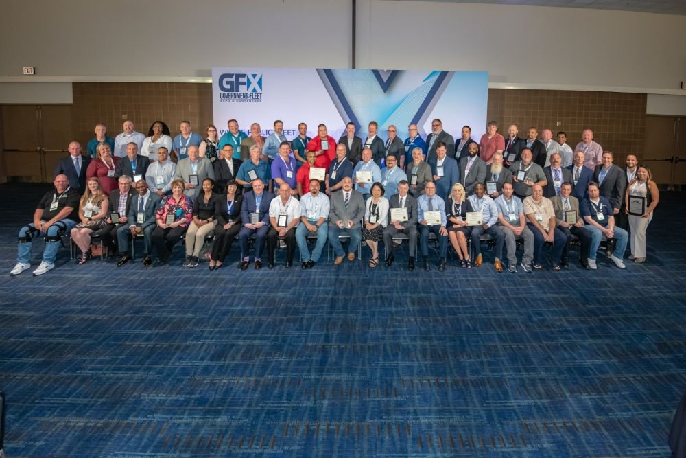Honors Celebration at the 2019 Government Fleet Expo [Photos]