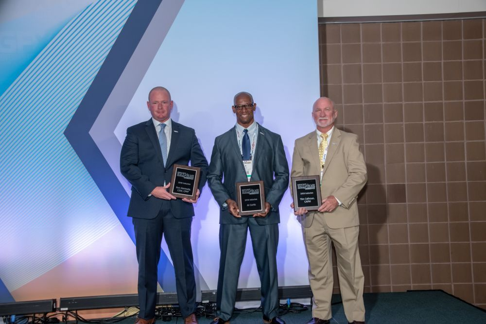 Government Fleet recognized the newest inductees into the Public Fleet Hall of Fame