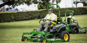 John Deere Increases Diesel Options for Z994R ZTrak Mower