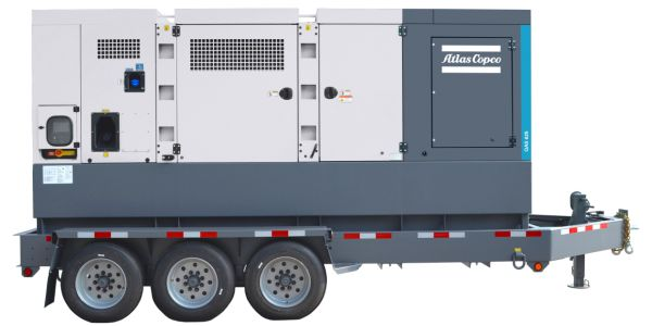The QAS 625 generator requires less than two hours of service for every 500-hour service interval.