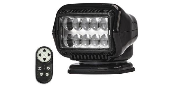 The Golight Stryker ST (pictured) and GT have been redesigned.