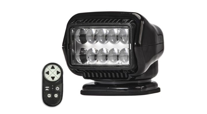 The Golight Stryker ST (pictured) and GT have been redesigned. - Photo courtesy of Golight