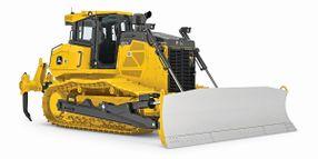John Deere Introduces Mechanical Angle Blade for Crawler Dozers