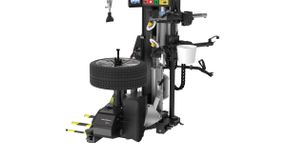 John Bean Tire Changers Designed for High Productivity