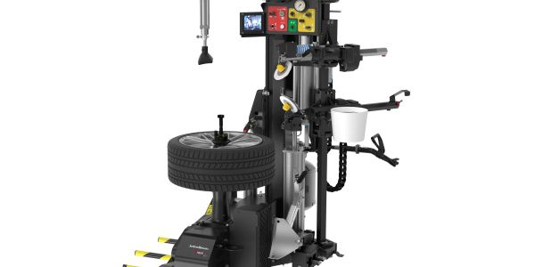 The T7800 tire changer (pictured)carriesa reverse mount wheel kit and light truck kit,...