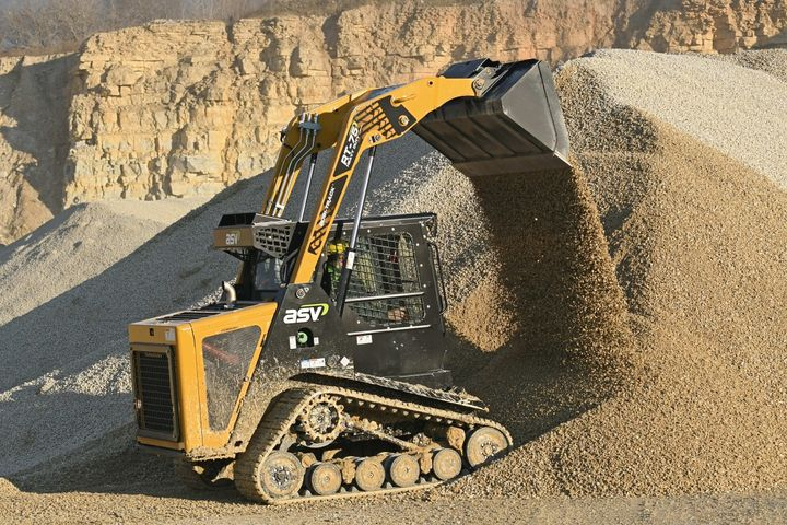 All ASV Posi-Track loaders are backed up with ASV's 2-year/2,000-hour warranty. - Photo courtesy of ASV
