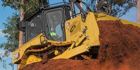 Caterpillar D5 Dozer Delivers Next-Gen Performance