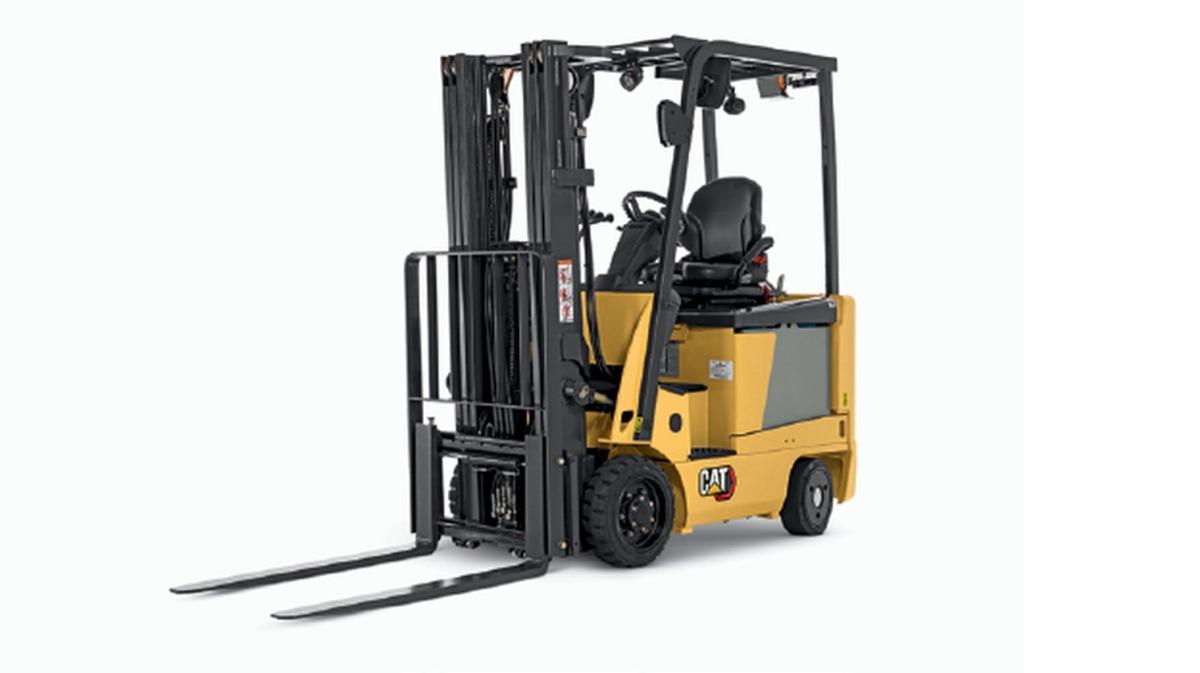 New Cat Lift Trucks Designed for Productivity