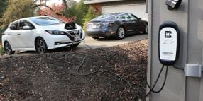 ClipperCreek Launches Level 2 EV Charger
