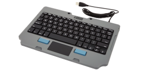 Gamber-Johnson Introduces Rugged Lite Keyboard
