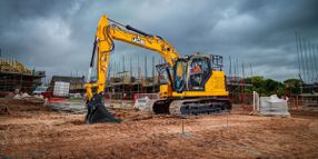 JCB 13-Ton And 15-Ton X-Series Excavators Available in North America