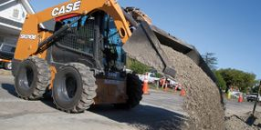 Case Launches B Series Compact Track Loaders and Skid Steers