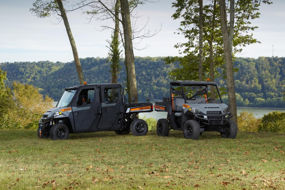 Polaris Expands Line-up Commercial Utility Vehicles