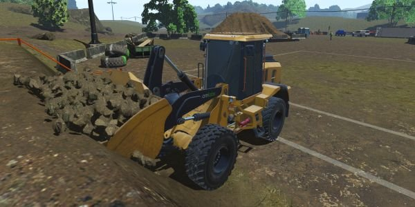 CM Labs' Wheel Loader Simulation Training Pack introduces guided learning in the form of...