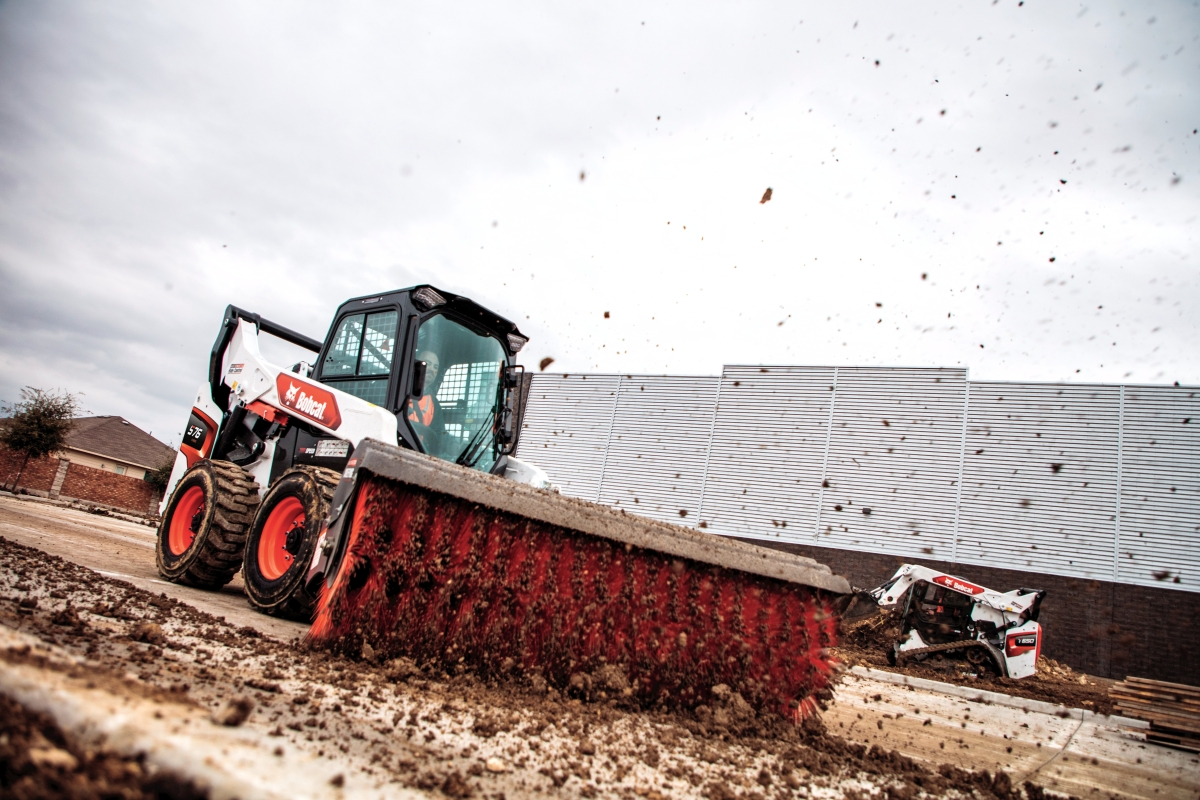 Bobcat Company Introduces R-Series Compact Loaders