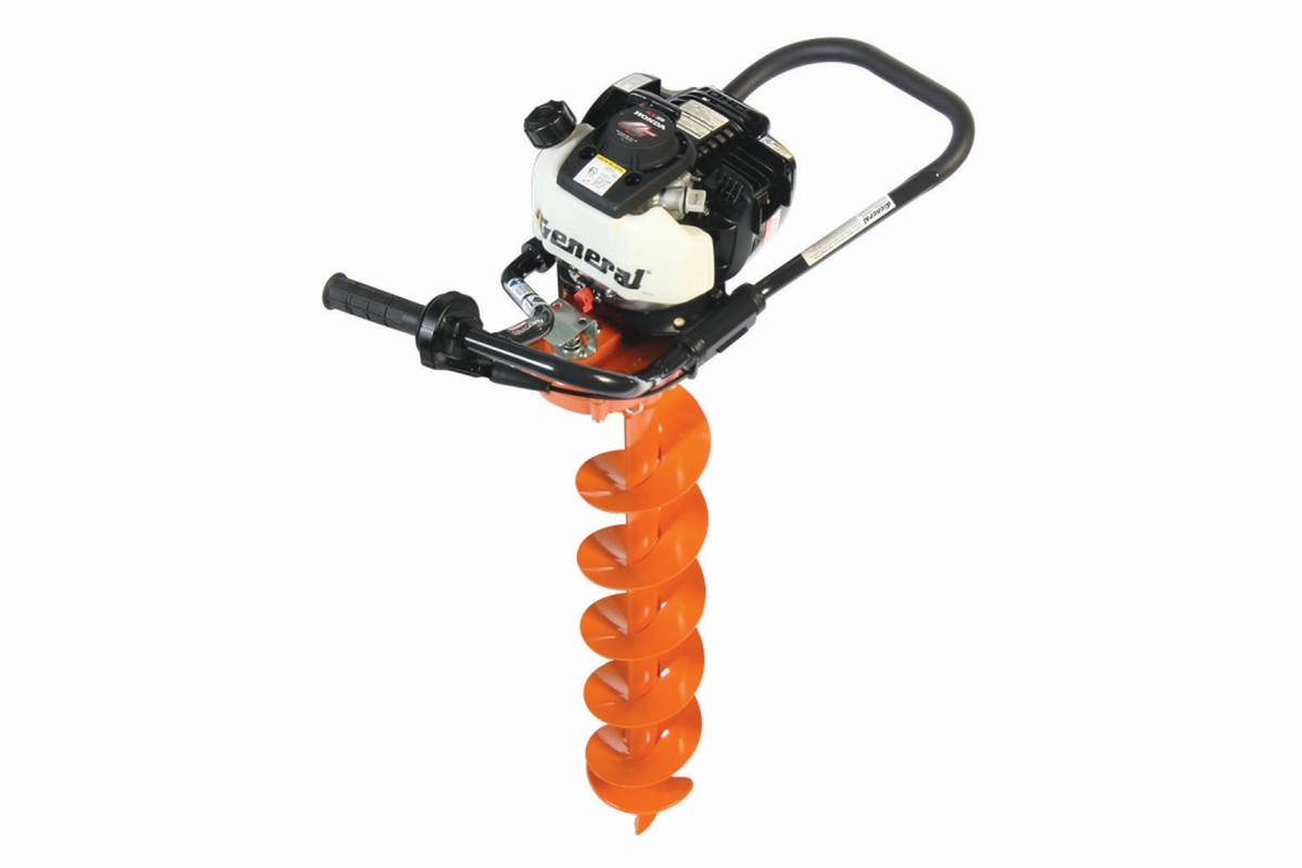 General Equipment Company Launches One-Man Hole Digger