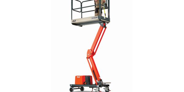 The JLG 1030P low-level access line is ideal for use in place of scaffolding, when requiring a...
