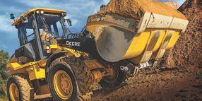 John Deere Releases 4 L-Series Utility Wheel Loader Models