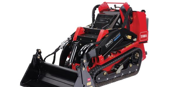 4-in-1 Bucket Attachment Available for Toro Dingo Family