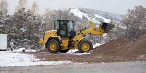 New Cat Compact Wheel Loaders Deliver Added Performance