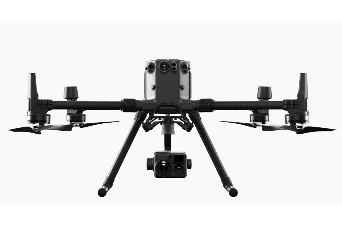DJI Unveils New Commercial Drone Platform