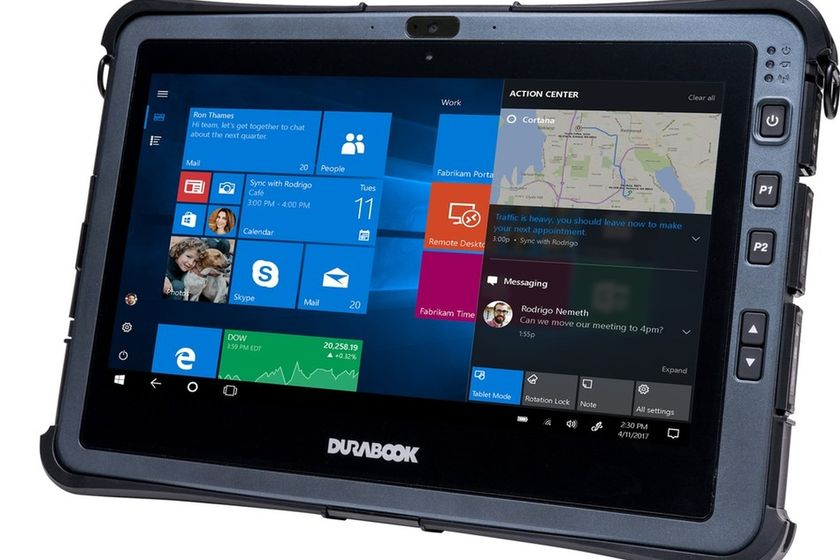 The Durabook U11 is fully rugged and built to withstand extreme conditions and stand the test of...