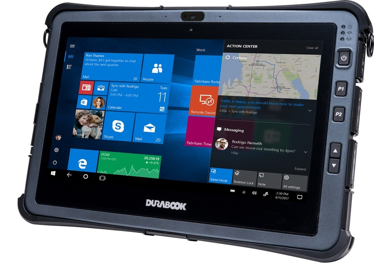 Durabook's U11 Tablet Improves Performance by 260%