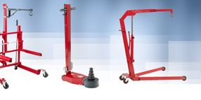 Stertil-Koni Designs Vehicle Lifts for Military Applications