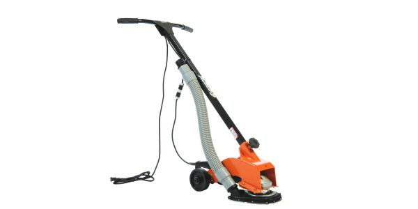 Intended for smaller areas, the edge grinder can accommodate a wide variety of surface...