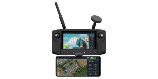 DRONE VOLT DV CONTROL Piloting App