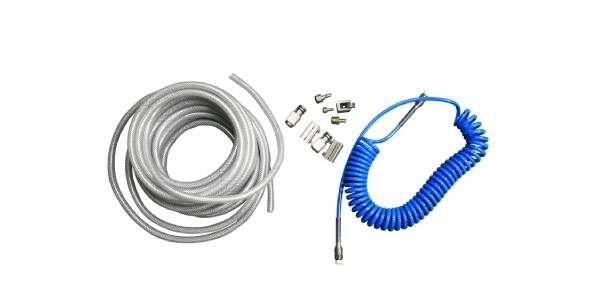 Stertil-Koni Compressed Air Piping System
