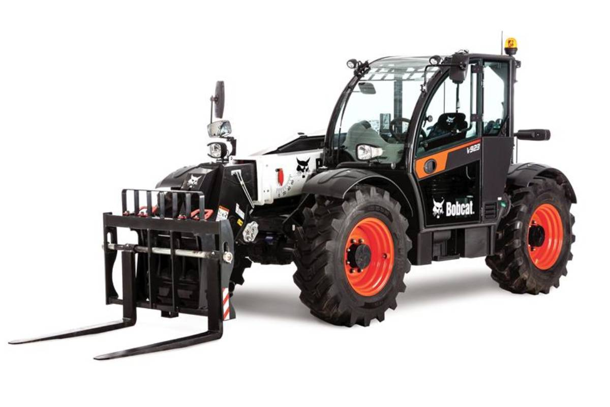 Bobcat V923 VersaHANDLER Telescopic Tool Carrier
