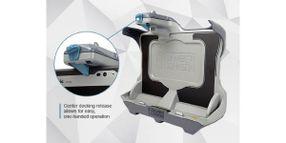 Gamber-Johnson's Panasonic Toughbook A3 Docking Station