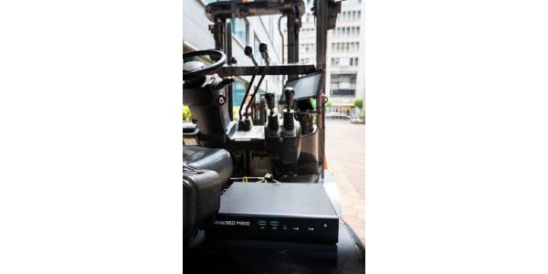 VIA Mobile360 AI Forklift Safety Kit