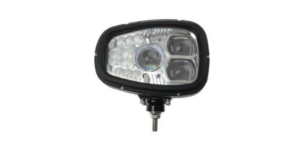 Superior Signals, Inc. Debuts Heated Snow Plow Headlight