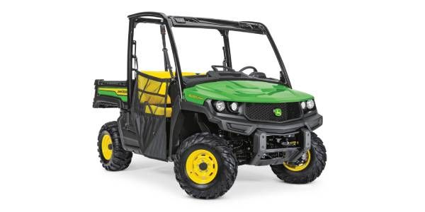 John Deere Gator Utility Vehicles are Easier to Operate, Provide Improved Control