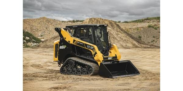 ASV Introduces MAX-Series Loaders
